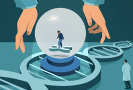 'crystal ball' of genetic prediction