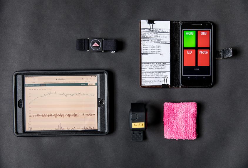 sensors, iphone, ipad and apps