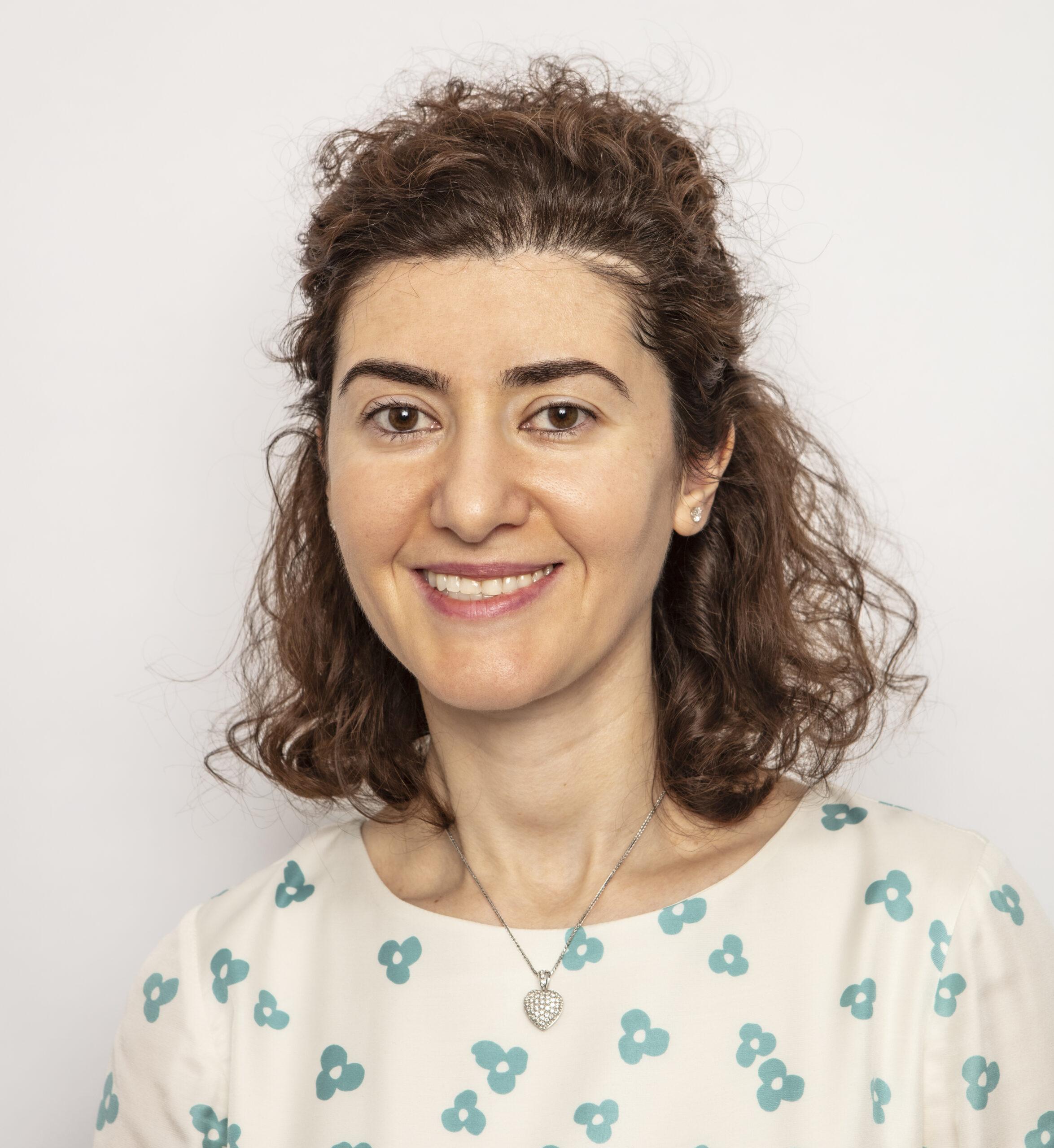 Maria Chahrour portrait